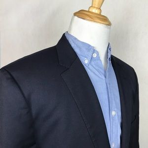 34e5660ef Hugo Boss Suits & Blazers - HUGO BOSS Johnstons Lenon navy blue blazer ...